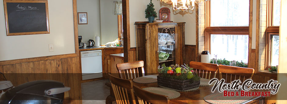North Country Bed & Breakfast, Hudson Bay, Saskatchewan